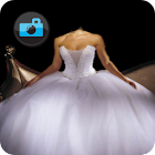 Wedding Dress. Photo Maker icon