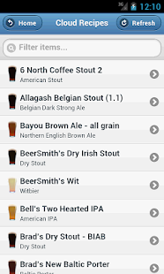 BeerSmith 2 Mobile Homebrewing- screenshot thumbnail