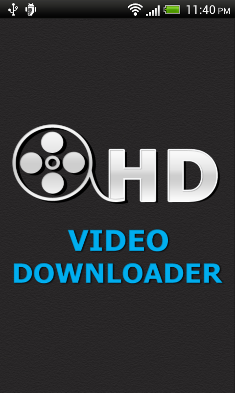 HD Video Downloader - screenshot