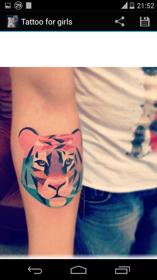Beautiful tattoo for girls android apps on google play for App for tattoos