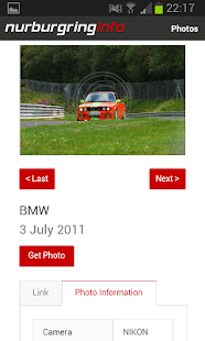 Nurburgring Info- screenshot thumbnail