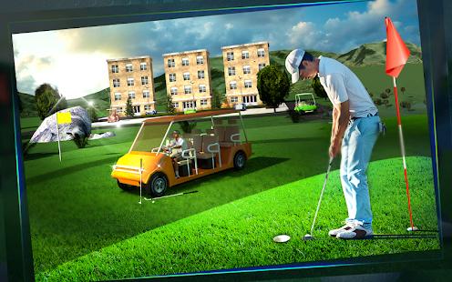Golf Cart Simulator 3D 8