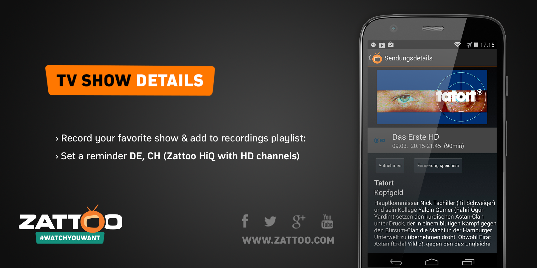 pro7 tv app