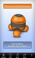 Screenshot of POM Massager