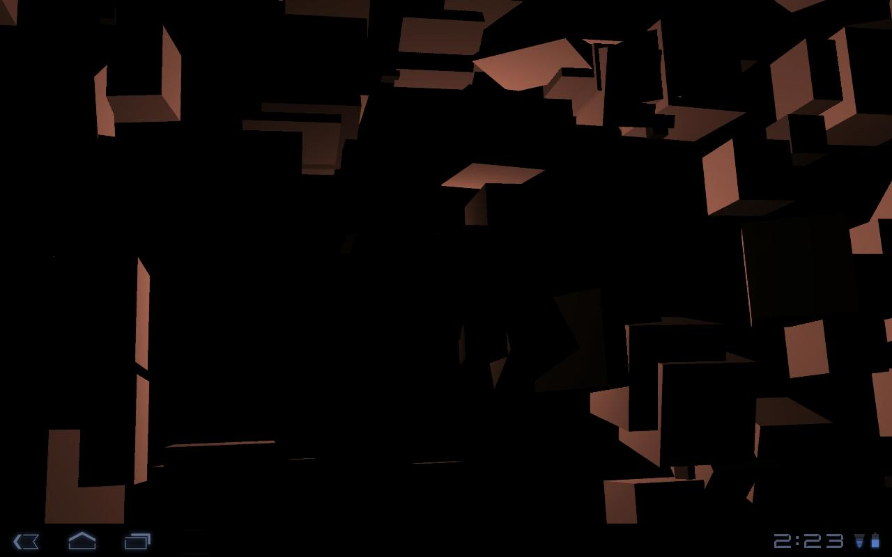 Exodus Pro Live Wallpaper- screenshot