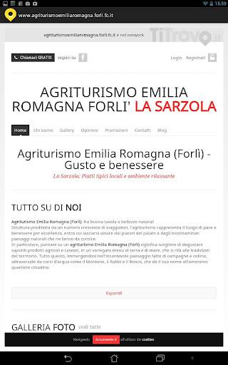 Agriturismo EmiliaRomagnaForlì