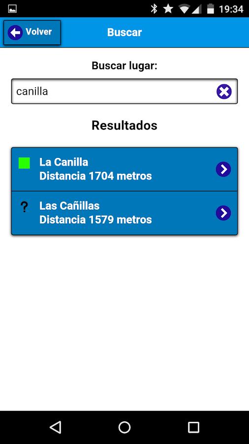 Dejando Huella- screenshot