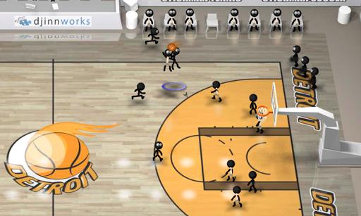 Stickman Basketball 1.9 screenshots 8
