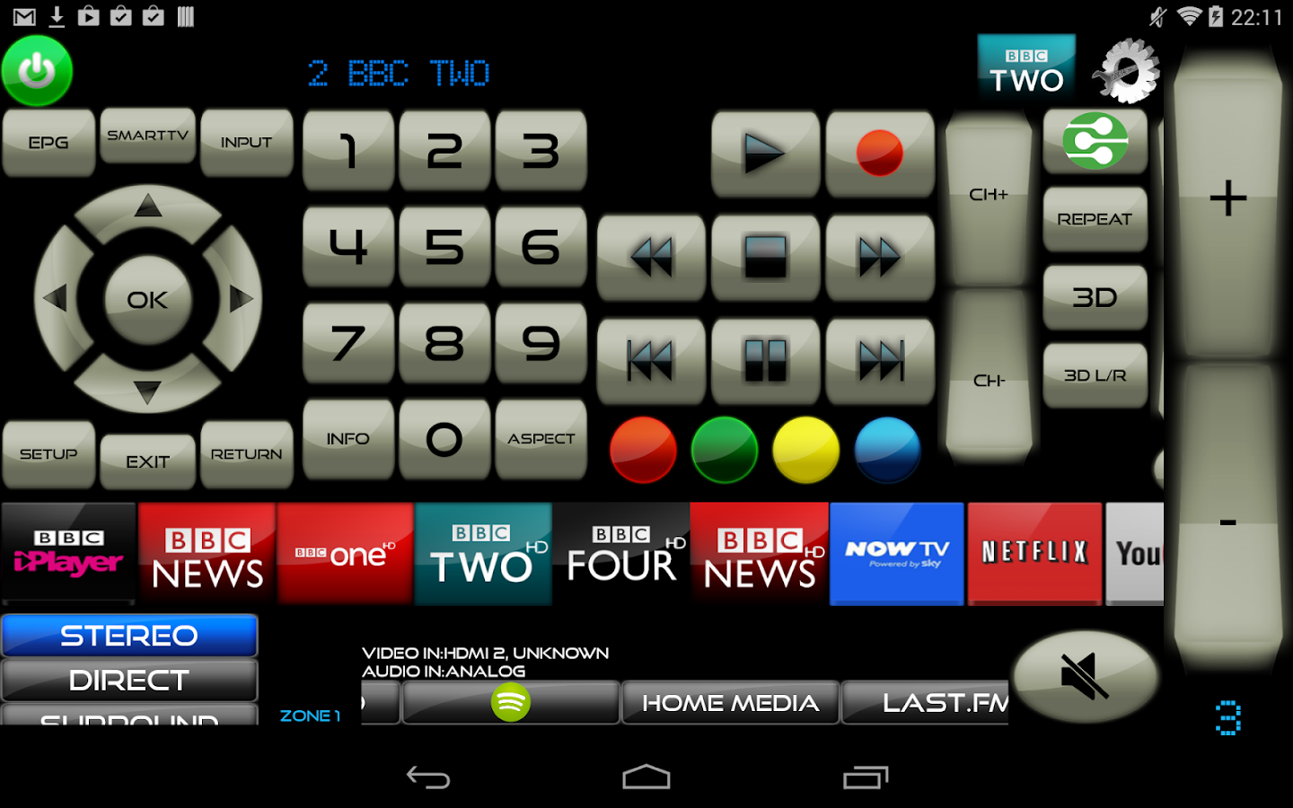 lg smart tv remote app. remote for lg tv \u0026 blu-ray players- screenshot lg smart tv app e