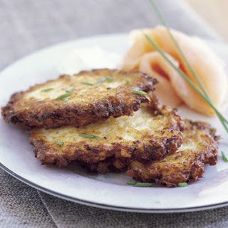 Perfect Potato Latkes