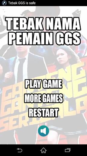 Tebak Nama Pemain GGS