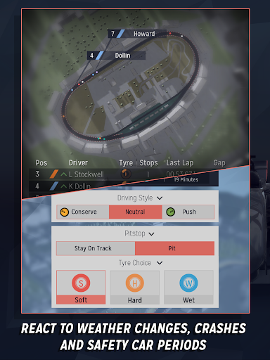 Motorsport Manager Mobile image 9
