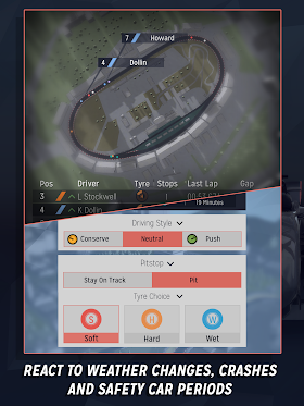 Motorsport Manager MOD 1.1.5 (Unlimited Money) APK