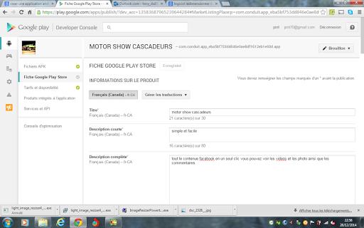 motor show cascadeurs