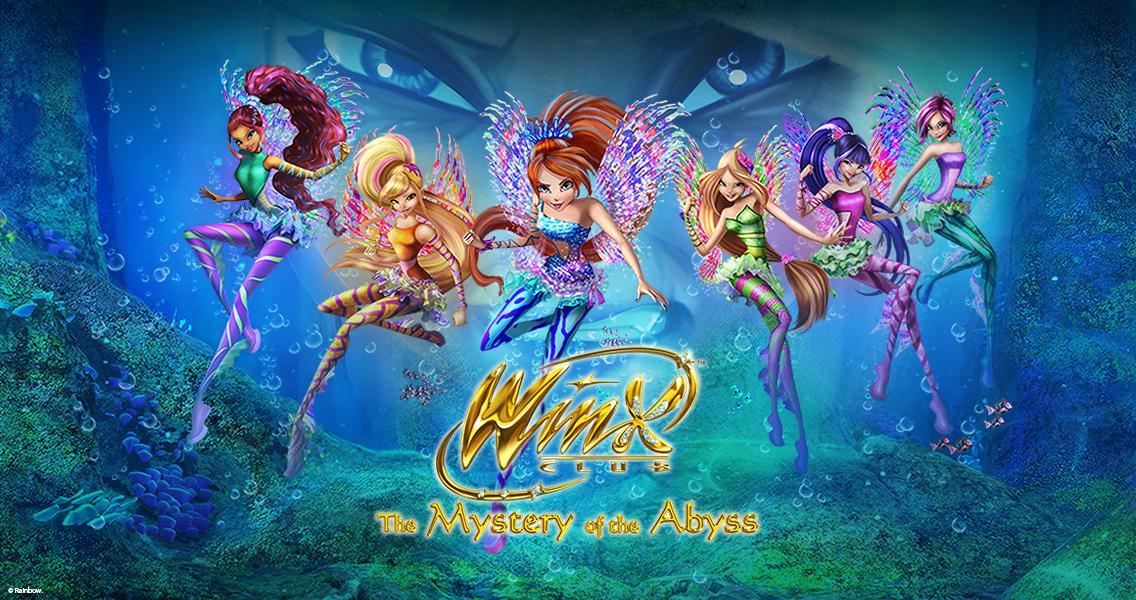 Клуб Винкс: Тайна морской бездны