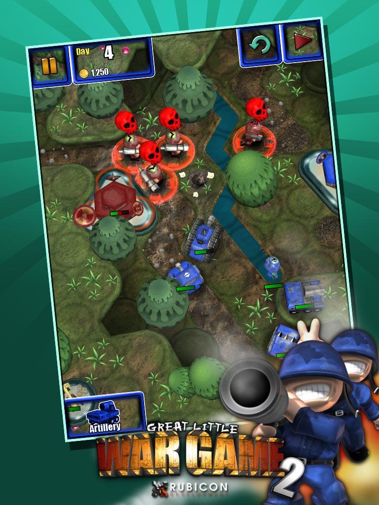 Great Little War Game 2 screenshot #12