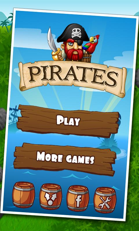 Pirates- screenshot