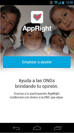 AppRight - tu opinión ayuda