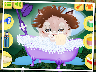 Cute Animal Hair Salon v29.1.1