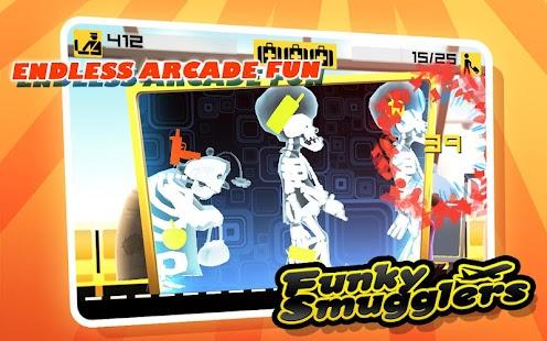 Funky Smugglers - screenshot thumbnail