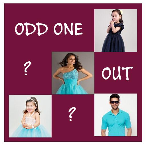 解謎必備App|Odd One Out Pro LOGO-綠色工廠好玩App