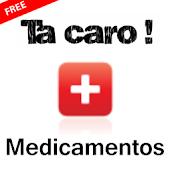 Preços de Medicamentos