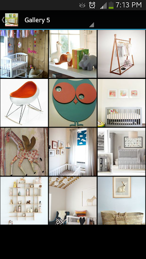 Nursery Furniture Ideas