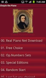 Chopin 64- screenshot thumbnail