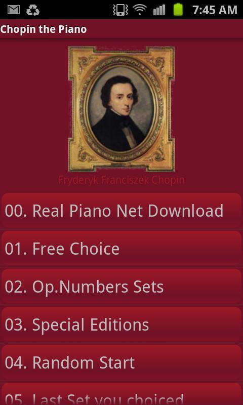 Chopin 64- screenshot