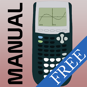 Graphing Calculator Manual F for Android