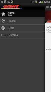 Giant Express Rewards - screenshot thumbnail