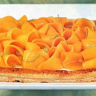 Mango Tart.