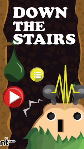 Funny Game - Down The Stairs