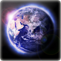 3D Planet Earth Wallpaper logo