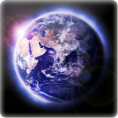 3D Planet Earth Wallpaper