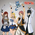 Fairy tail puzzle icon