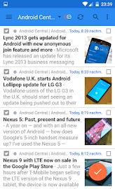 gReader | Feedly | News | RSS Screenshot 3