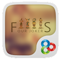 Four Jokers GO Launcher Theme icon
