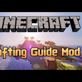 Crafting Guide For MC