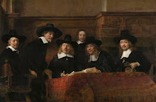The Wardens of the Amsterdam Drapers' Guild, Known as 'The Syndics'