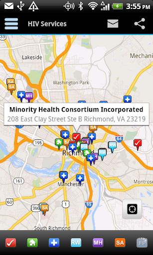 HIV Testing Services Locator