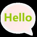 ハローチャットvol.2-無料友達掲示板で友達を見つけよう icon