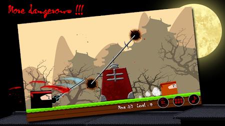 Ninja Invincible - ninja games 2.9 screenshot 135173