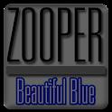 Beautiful Blue - Zooper Pro icon