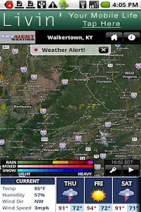 WYMT Radar - screenshot thumbnail