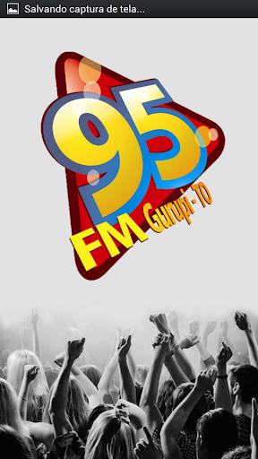 Rádio 95 FM - Gurupi
