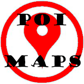 Private POI Maps
