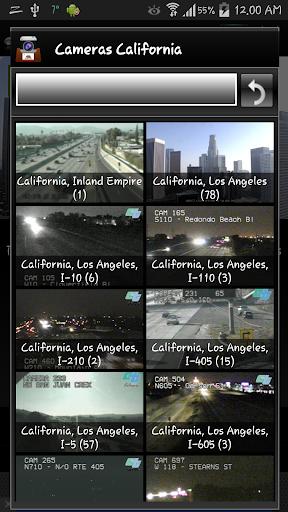 California Cameras - Traffic  screenshots 2