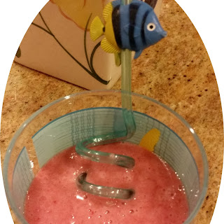 Banana Very Berry Smoothie