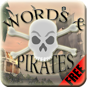 Words and Pirates word search